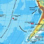 Плюмы Остров Пасхи и Остров Хуан Фернандес