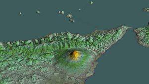 Стратовулкан Этна