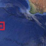 Плюм в Индийском океане